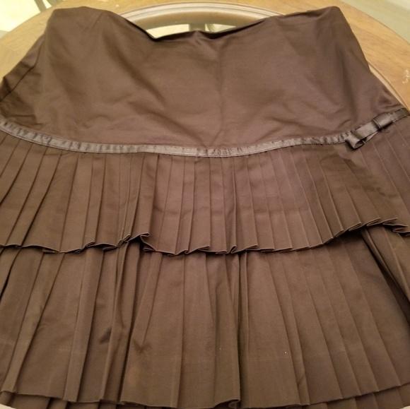 b08ae8b91 Lord & Taylor Skirts   Pleated Mini Skirt   Poshmark